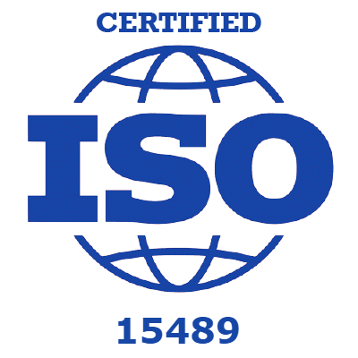 Tejoury is ISO 15983 Certified
