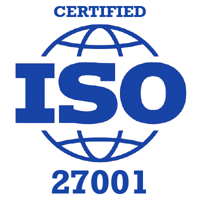 Tejoury is ISO 27001 Certified