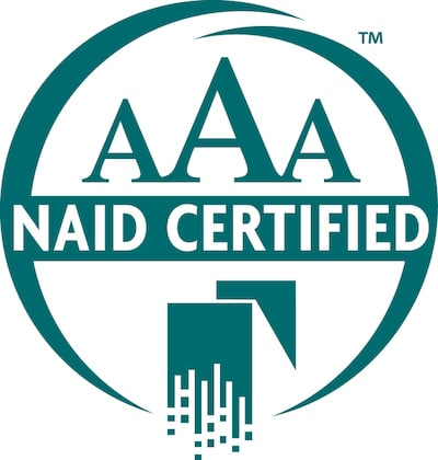 Tejoury is AAA Global Certified for Shredding Services