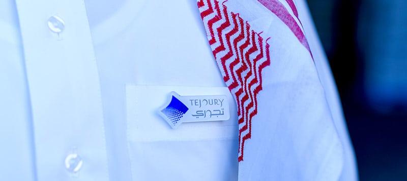 Tejoury badge
