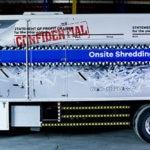 Tejoury Offsite Shredding Truck serving Kingdom Saudi Arabia